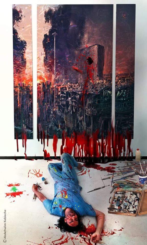 عبد الحميد كبيش فنان جزائري