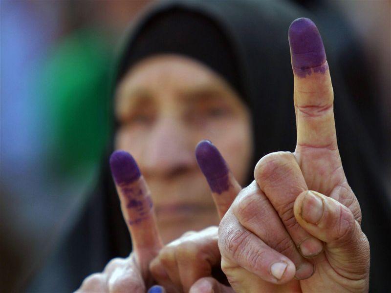 نتيجة بحث الصور عن الانتخابات العراق 2018